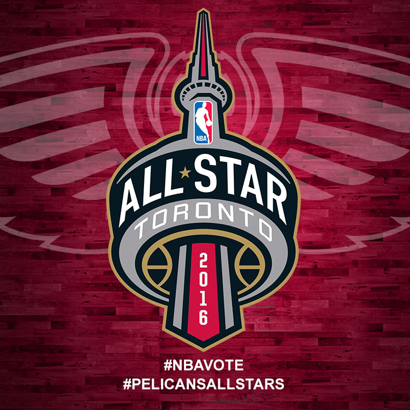 Vote For Your Pelicans All-Stars 2016 | New Orleans Pelicans